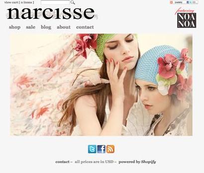 Narcisseweb