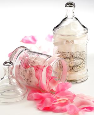 Petals-in-Jar